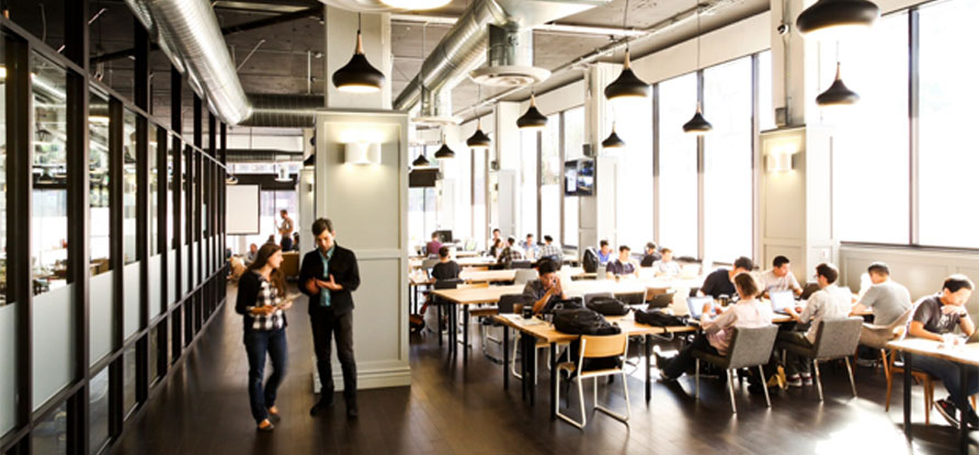 Coworking: a tool for productivity and employee engagement