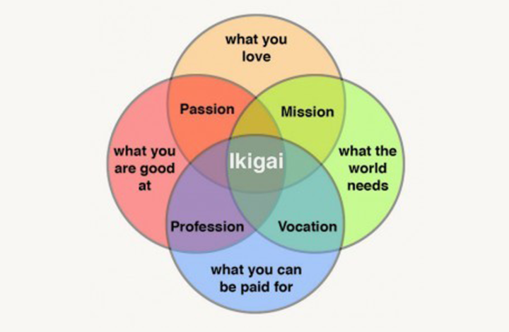 How to achieve your best version: make a bet on your Ikigai!