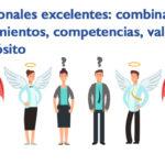 Conocimientos, competencias, valores y propósito