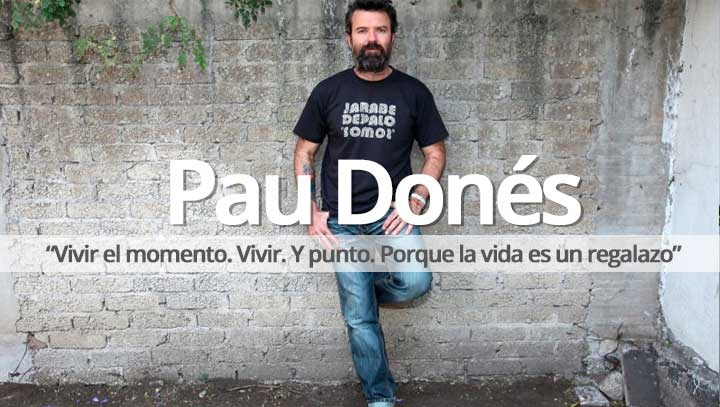Pau Donés músico español