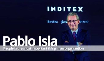To lead is to assume your social responsibility: the example of Pablo Isla